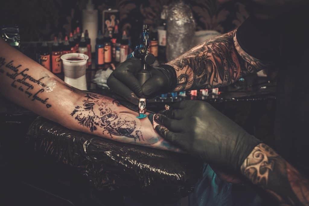 Mejor máquina de pluma de tatuaje
