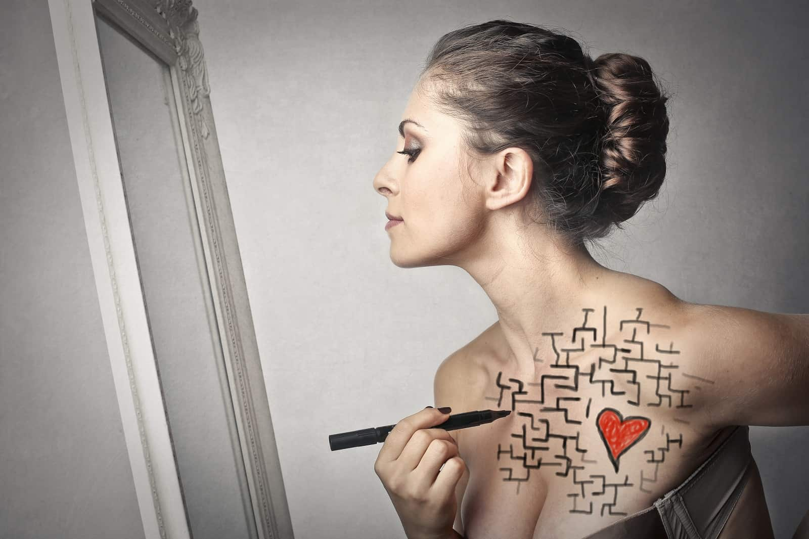 Heart Tattoos What They Mean And 24 Design Ideas