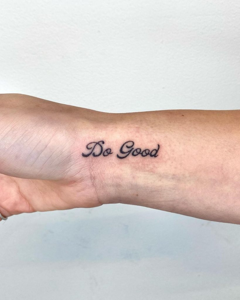 Motivational Phrases Tattoo Design That Shows Strength (2)
