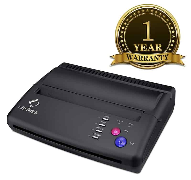 Best Tattoo Stencil Printer, saved tattoo, life basis