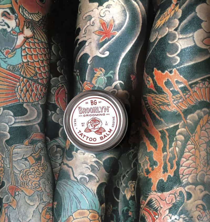 Brooklyn Grooming Old School Tattoo Balm
