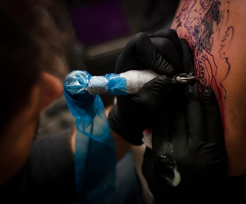 Finding A Good Tattoo ArtistShop