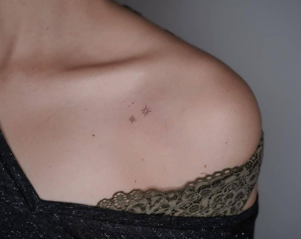Star Tattoos, saved tattoo, 3