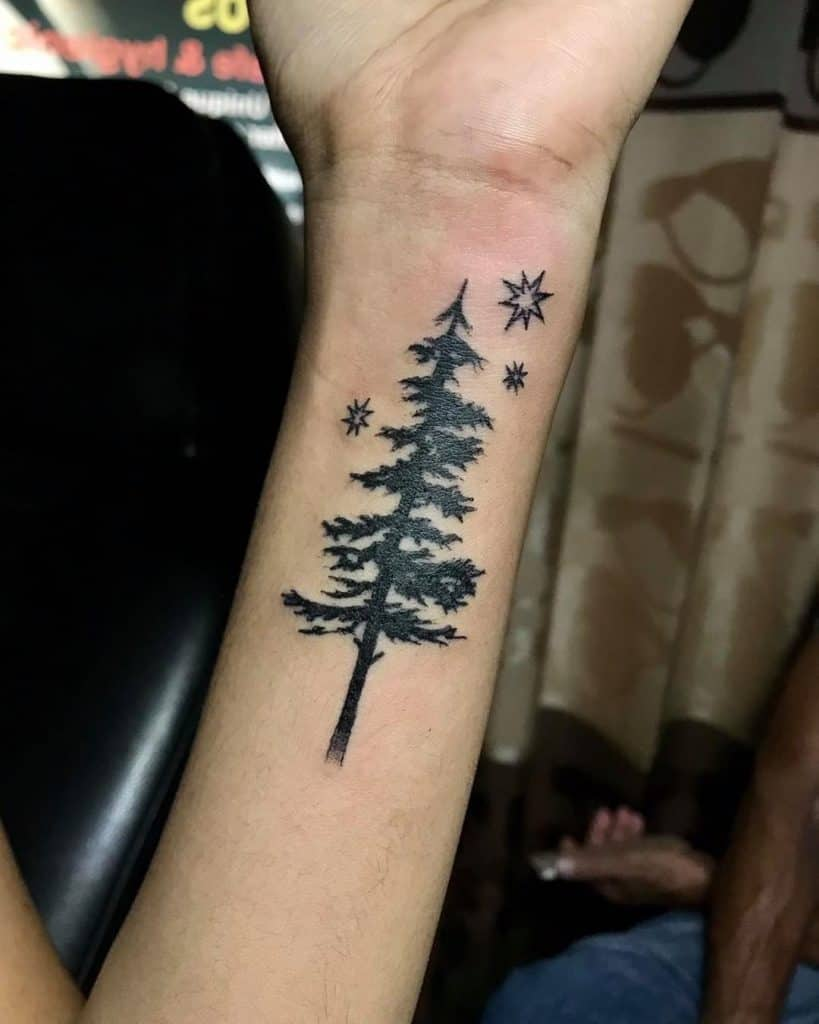 Star Tattoos, saved tattoo, 34