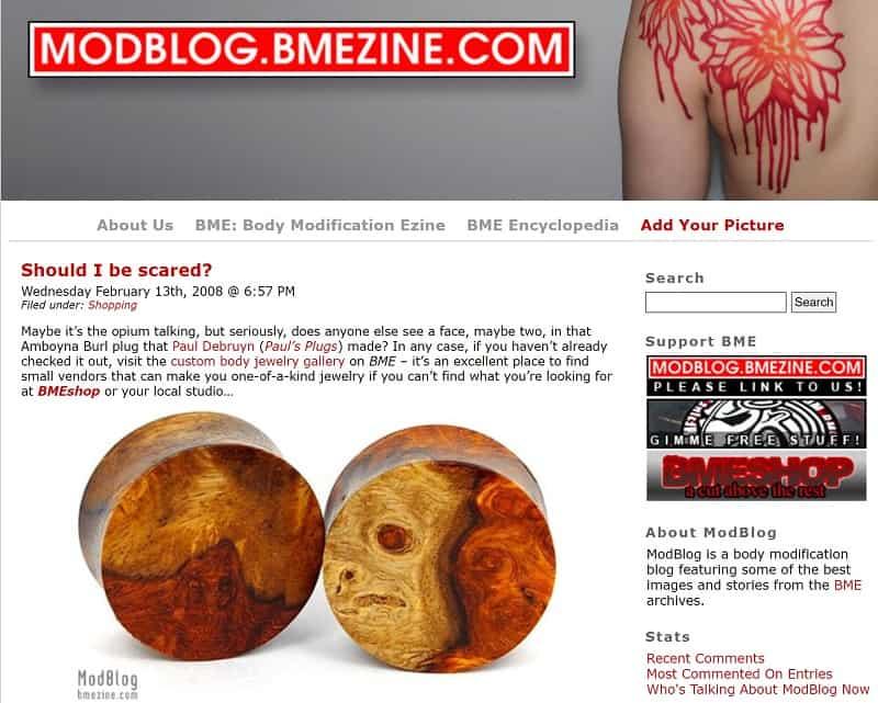 Modblog.bmezine.com archive