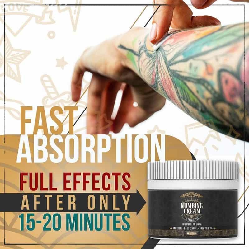 Ink Scribd Premium Tattoo Numbing Cream