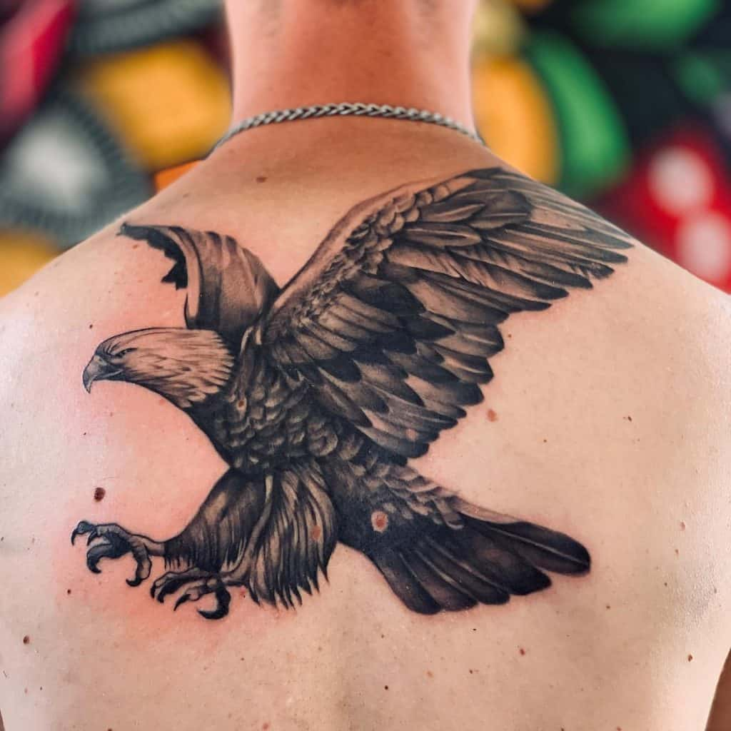 Bald Eagle Tattoos 1