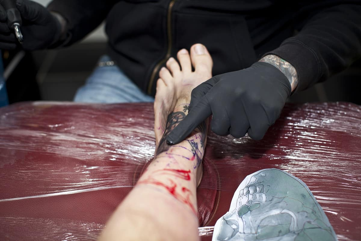 Cover-Up Tattoo Artists