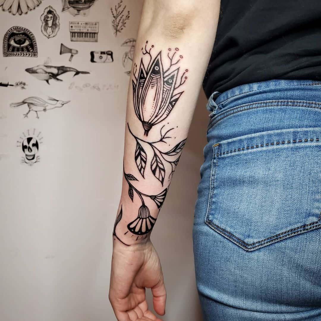 Women tattoo for full ideas sleeve 35 Best