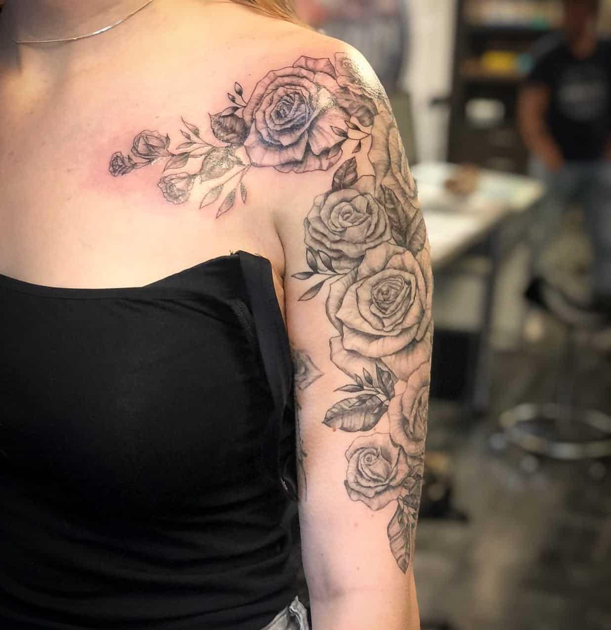 Fastest Tattoo Sleeve Women